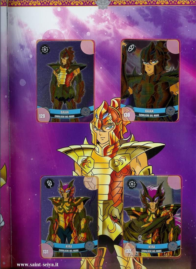 Cavalieri dello Zodiaco Metall©ards Metall35