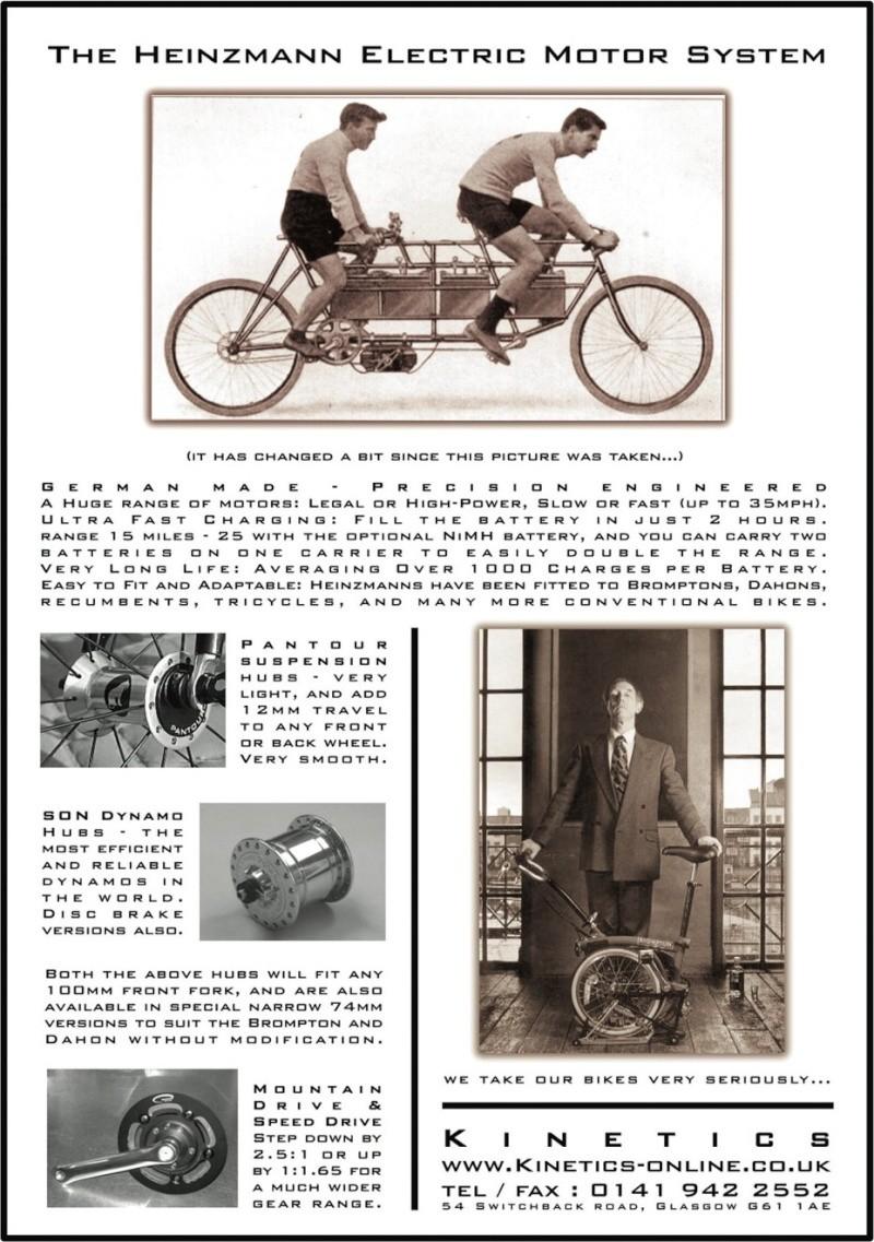 Brompton électrifié - Page 3 Kineti10