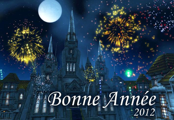 Bonne Année 2012 ! 201210