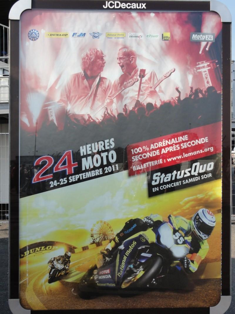 Le Mans (24h moto) - 24 Septembre 2011 Affich11