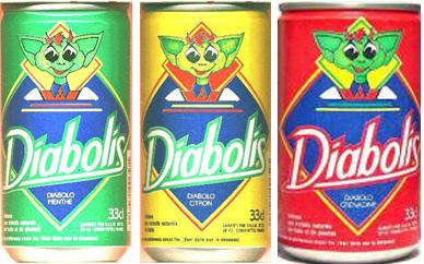 Pubs et autres produits dans les vieilles publications Disney - Page 3 Diabol10