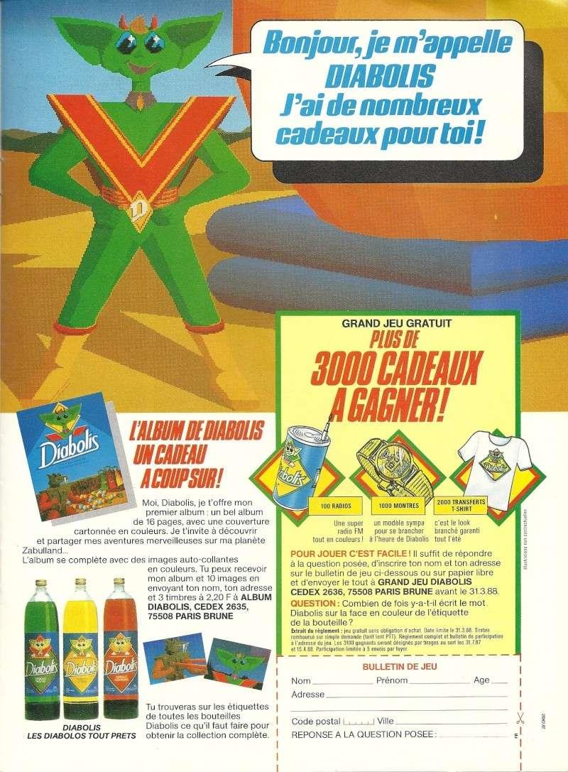 Pubs et autres produits dans les vieilles publications Disney - Page 3 Numari10