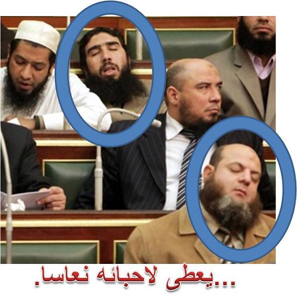 نوم العسل فى برلمان الاخوان Hh10