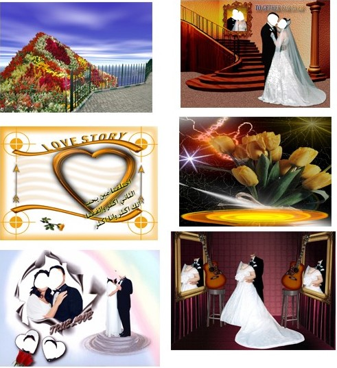 Jap مجموعه جديده من خلفيات العرائس بصيغه psd للاستديوهات بحجم 14 ميجا  33333320