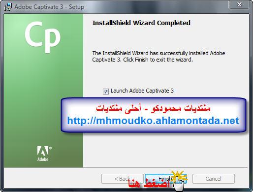 شرح و تحميل برنامج الشروحات الفلاشية Adobe Captivate 3...! 1014