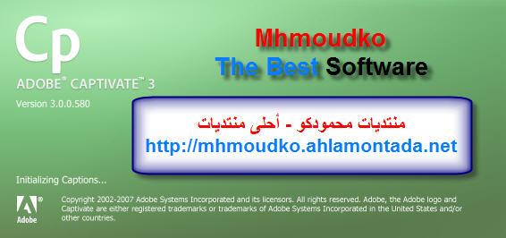 شرح و تحميل برنامج الشروحات الفلاشية Adobe Captivate 3...! 1812
