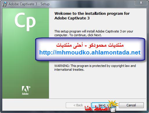 شرح و تحميل برنامج الشروحات الفلاشية Adobe Captivate 3...! 520
