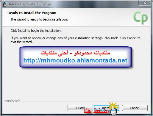 شرح و تحميل برنامج الشروحات الفلاشية Adobe Captivate 3...! 815