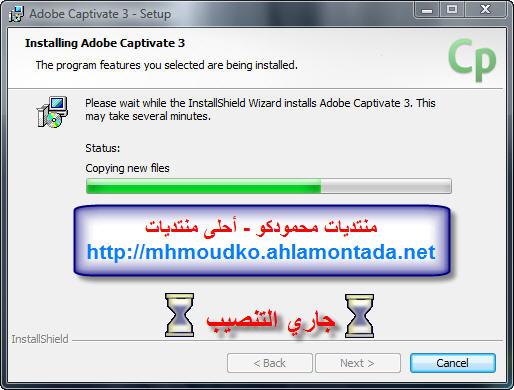 شرح و تحميل برنامج الشروحات الفلاشية Adobe Captivate 3...! 915