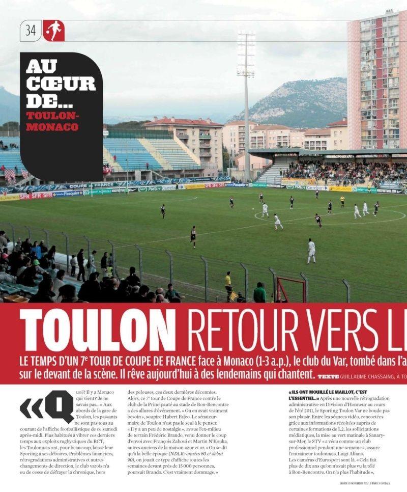 France Football magazine P3411
