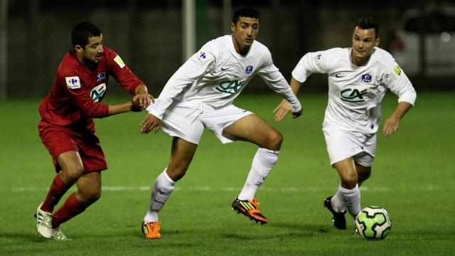 L'AS MONACO pour le STV en cas de qualification... Toulon18