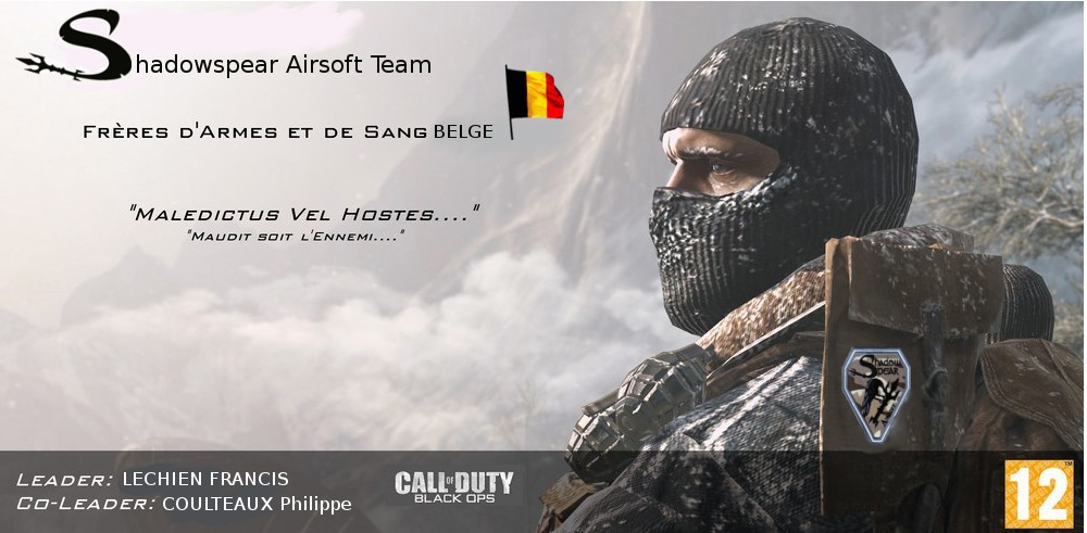 Shadowspear Airsoft Chatelet