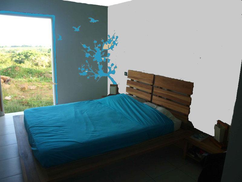 Quels rideaux ? Page 9 - Idée pour une chambre adulte zen et fraiche !? - Page 2 Ch410