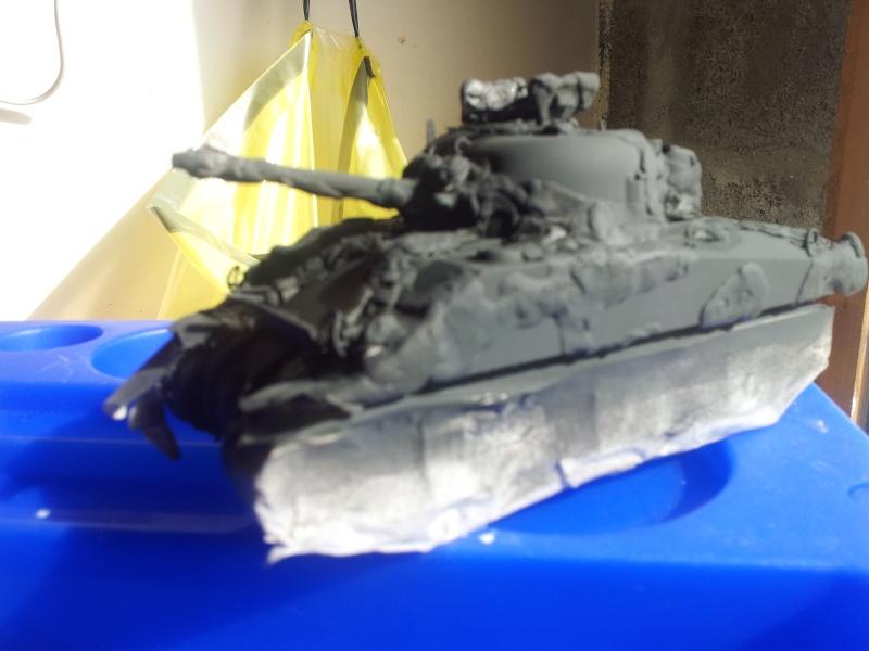 [1/35] Sherman Mk III kiwi 2011-012
