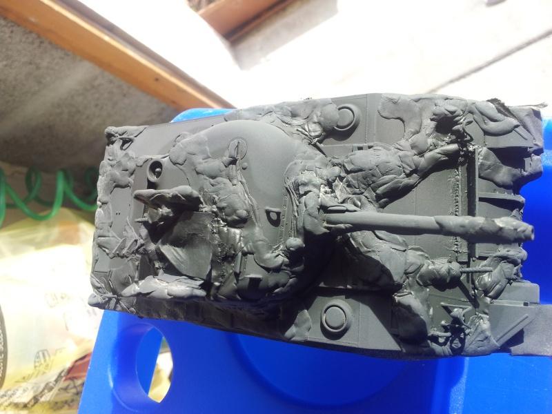 [1/35] Sherman Mk III kiwi 2011-013