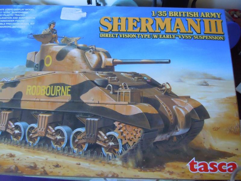 [1/35] Sherman Mk III kiwi Dscn1629