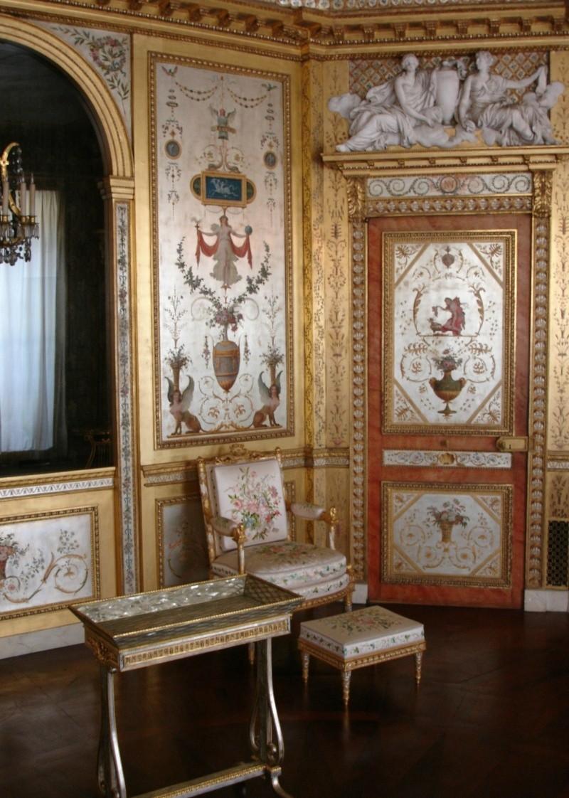 Expo : Napoléon III et Eugénie reçoivent à Fontainebleau Boudoi10