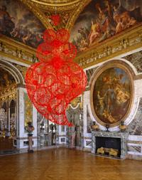 L'art contemporain à Versailles - Page 3 Coeur_11