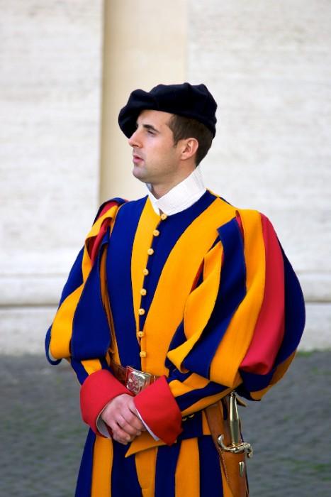 Les Suisses Vatica12