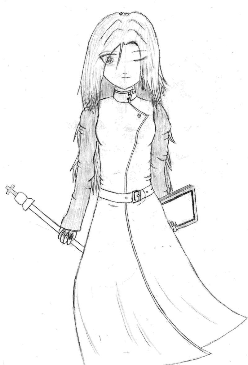 Des dessins uniquement sur l'univers Castlevania - Page 6 Yokobe13