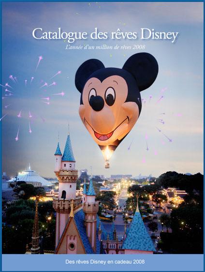 Pour s'émerveiller : Le Catalogue des Rêves Disney Catalo10