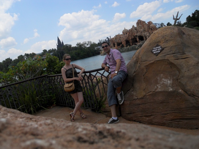 Walt Disney World et Universal Orlando en amoureux du 5 au 13 juin 2011 (update page 5) - Page 3 Dscn2919