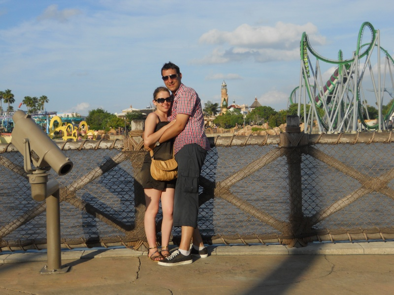 Walt Disney World et Universal Orlando en amoureux du 5 au 13 juin 2011 (update page 5) - Page 4 Dscn3027