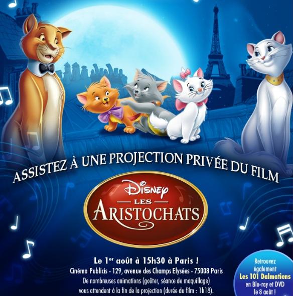 [BD + DVD] Les Aristochats (8 août 2012) - Page 6 Projo_10