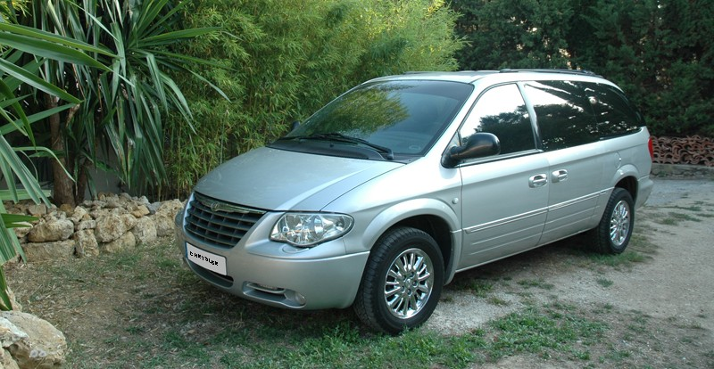[O.T.R] Mon Grand Voyager Limited de 2005 Voyage11