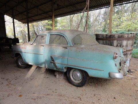 ford customline 1953 01910