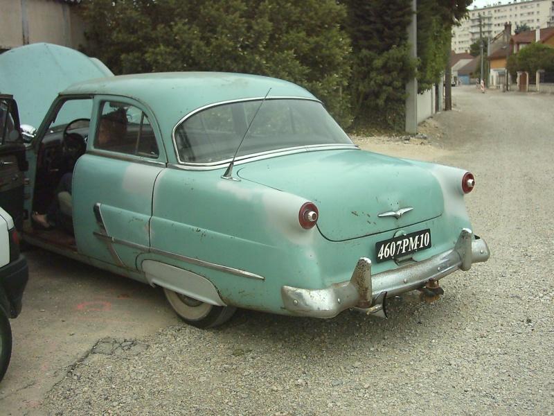 ford customline 1953 Dernie10