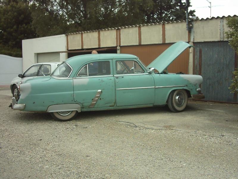 ford customline 1953 Dernie11