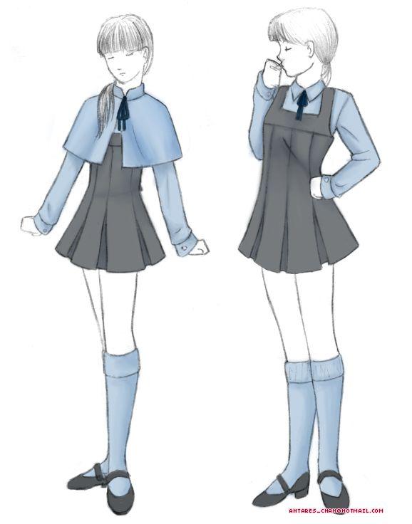 Les uniformes Beauxb10
