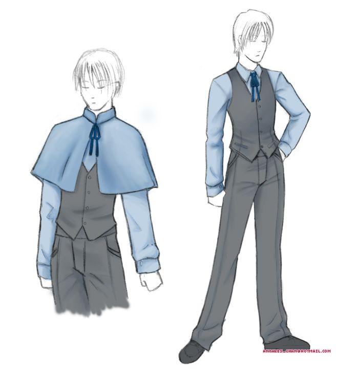 Les uniformes Beauxb11