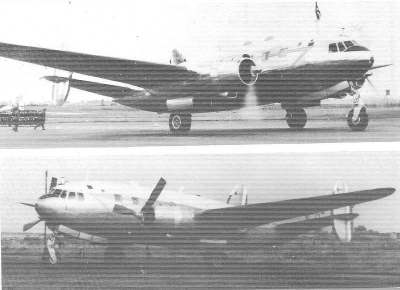 [Les anciens avions de l'Aéro] SO 30-P Bretagne - Page 2 00124