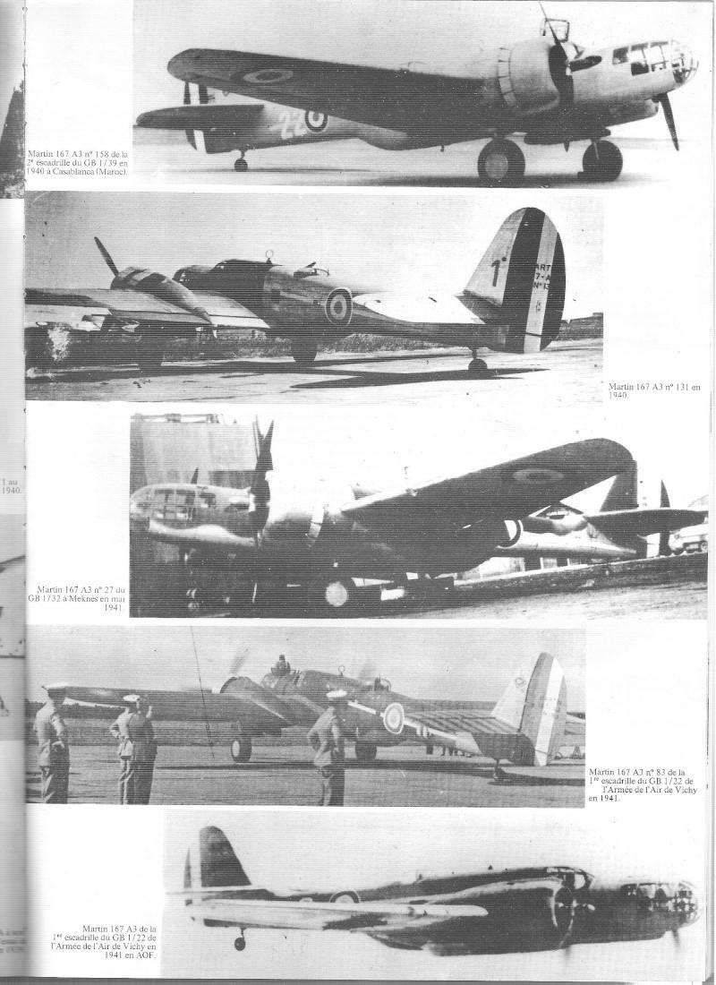 [Les anciens avions de l'aéro] Le Martin 167 A3 dit « Glenn Martin » 00216