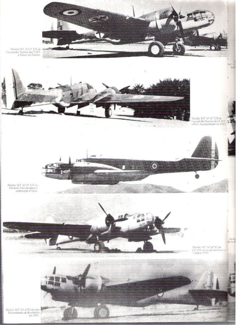 [Les anciens avions de l'aéro] Le Martin 167 A3 dit « Glenn Martin » 00316