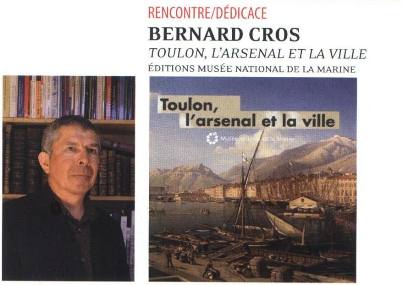 [LES PORTS MILITAIRES DE MÉTROPOLE] De la création de l'arsenal de Toulon à aujourd'hui la base navale Cros110