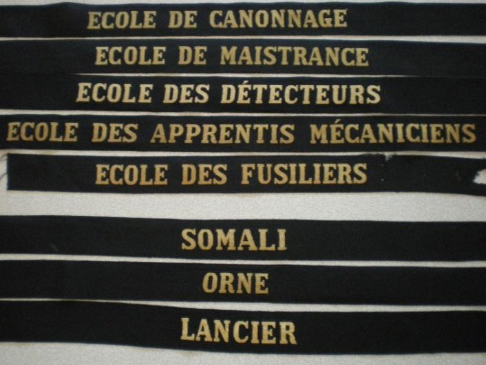 [LES TRADITIONS DANS LA MARINE] LES RUBANS LÉGENDÉS - Page 4 Legend12