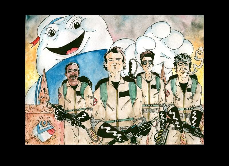 Fan art Ghostbusters - Page 5 Ghostb26