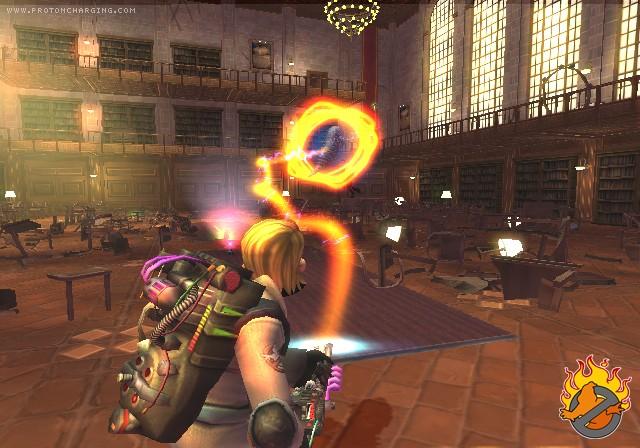 [13/11/09] S.O.S Fantômes: Le Jeu Vidéo (PS2, Wii, DS, PSP) Screen10