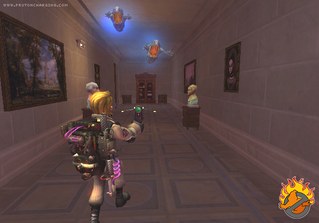 [13/11/09] S.O.S Fantômes: Le Jeu Vidéo (PS2, Wii, DS, PSP) Screen11