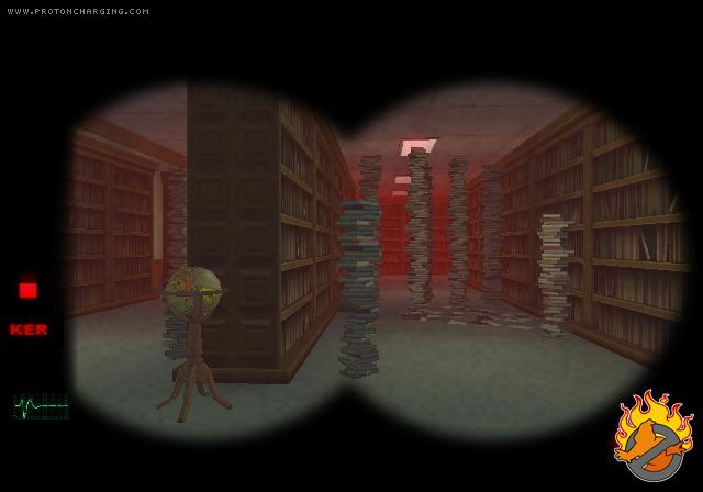 [13/11/09] S.O.S Fantômes: Le Jeu Vidéo (PS2, Wii, DS, PSP) Screen12