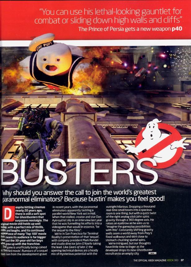 [13/11/09] S.O.S Fantômes: Le Jeu Vidéo (PS3, Xbox 360, PC) - Page 6 Xbox3611