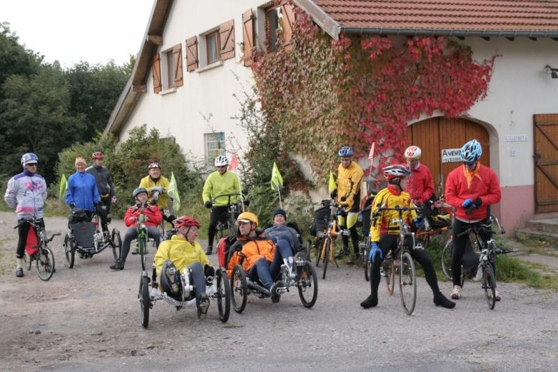 Petite escapade dans les Vosges (en vidéo) U210
