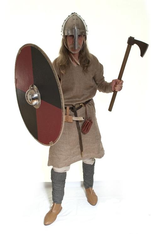 Tunique viking simple et histo Viking11