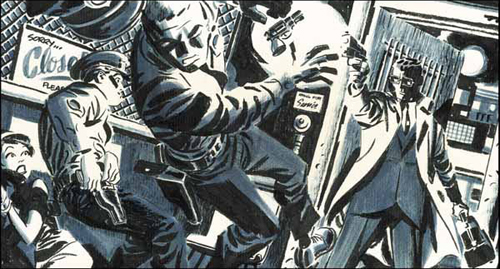 Parker: El cazador una adaptación de Darwyn Cooke 511010