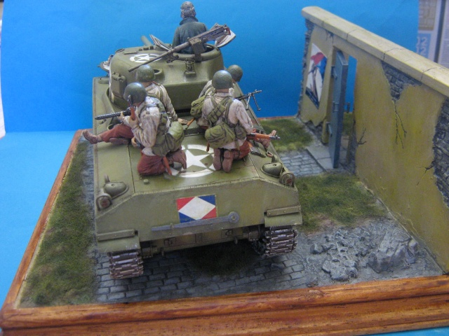 Sherman M4A4 Cyber-hobby 1/35  fini!!!!!!! - Page 6 Photo118