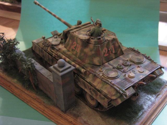 Le Panther A 211 du ss-Pz. Rgt 12.  - Page 7 Photo318