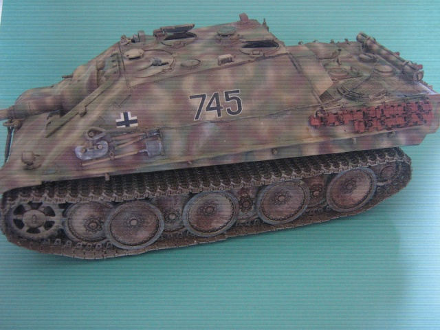 jagdpanther - (paulo) JAGDPANTHER late production - Page 8 Photo374